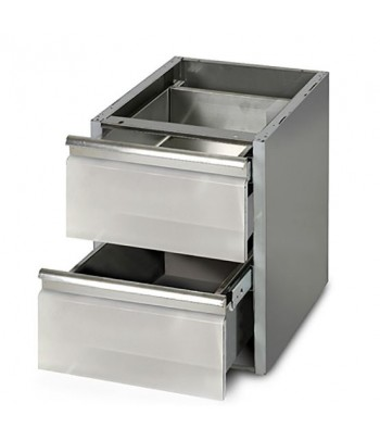 Module 2 tiroirs pour table...