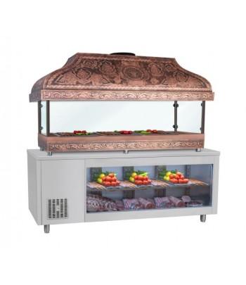 Grill barbecue électrique...