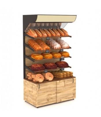 Etagère à pain  4 étagères...