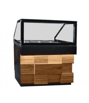 Vitrine chauffante meuble...