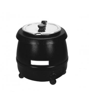 Chauffe soupe 9 litres noir