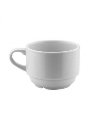 Tasse à café en porcelaine...