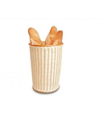 Panetière ronde pour baguettes
