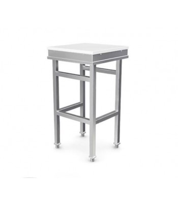 Table billot inox plan de...