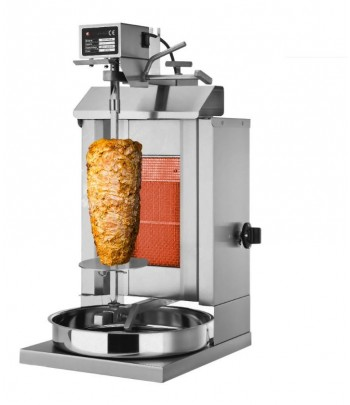 Machine kebab 1 brûleur 5...