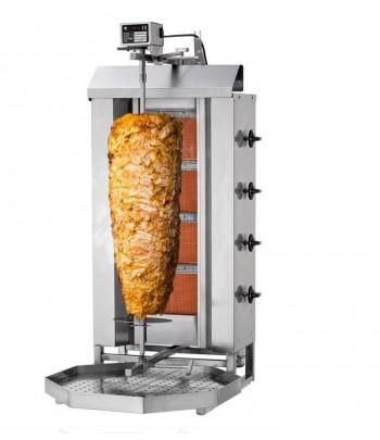 Machine à döner kebab à gaz...