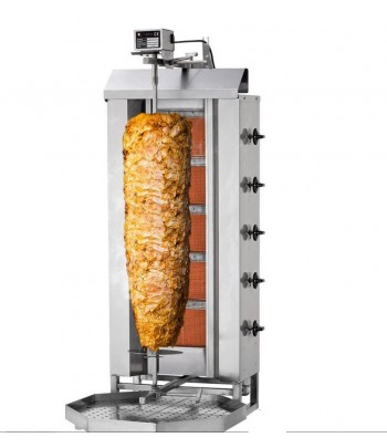 Machine döner kebab...