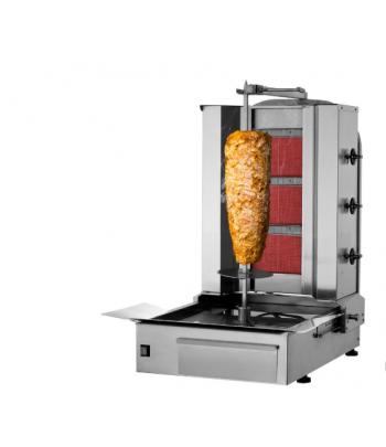 Machine grill à döner kebab...