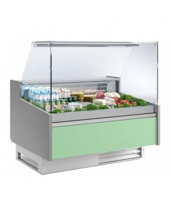 Comptoir réfrigéré carré...