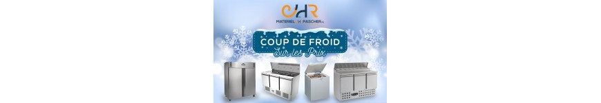 FROID CONGELATEURS REFRIGERATEURS
